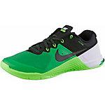 Nike Metcon 2 Fitnessschuhe Herren grün/schwarz