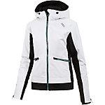 Chiemsee Odyssa Skijacke Damen weiß/schwarz