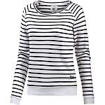 Billabong Essential Sweatshirt Damen weiß/schwarz