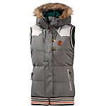 Picture Holly.3 Outdoorweste Damen grau