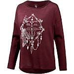 Billabong Magical Winter Strickpullover Damen weinrot