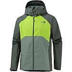 The North Face Sequence Regenjacke Herren grün/oliv