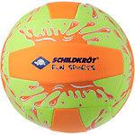 Donic-Schildkröt Beachball grün/orange