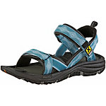 Source Gobi Outdoorsandalen Damen blau