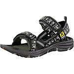 Source Gobi Outdoorsandalen Herren schwarz