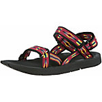 Source Stream Outdoorsandalen Herren rot