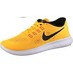 Nike Free Run Laufschuhe Damen orange