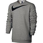 Nike NSW Sweatshirt Herren grau