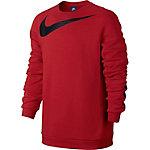 Nike NSW Sweatshirt Herren rot