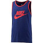 Nike Ace Logo Tanktop Herren dunkelblau
