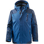 KILLTEC Outdoorjacke Jungen royalblau