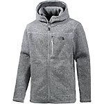 The North Face Gordon Strickfleece Herren graumelange