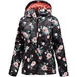 Billabong Akira Snowboardjacke Damen schwarz/rosa/petrol