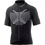 X-Bionic Twyce Biking Shirt Fahrradtrikot Herren schwarz/weiß