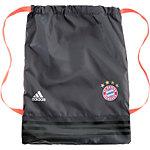 adidas FC Bayern Turnbeutel grau