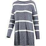 Mavi Strickpullover Damen grau/weiß