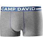 CAMP DAVID Boxer Herren grau