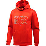 PUMA Athletic Blaze Kapuzenpullover Herren orange