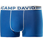 CAMP DAVID Boxer Herren blau