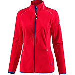 White Season Fleecejacke Damen rot