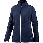 White Season Fleecejacke Damen navy/himbeere