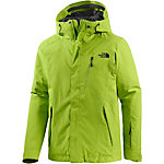 The North Face Descendit Skijacke Herren grasgrün
