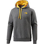 The North Face Se Drew Hoodie Herren graumelange/gelb