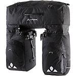 VAUDE Traveller Comfort Fahrradtasche schwarz/grau