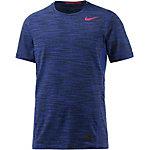 Nike Pro Hypercool Funktionsshirt Herren blau