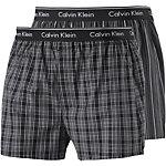 Calvin Klein Boxershorts Herren schwarz/grau