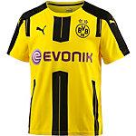 PUMA Borussia Dortmund 16/17 Heim Fußballtrikot Kinder gelb/schwarz