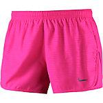 Nike Tempo Laufshorts Damen pink