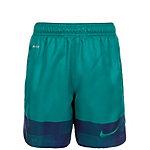 Nike Strike GPX Printed Woven II Fußballshorts Kinder grün / dunkelblau