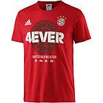adidas FC Bayern Fanshirt Herren rot