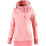 Ragwear Beat Sweatshirt Damen rosa melange