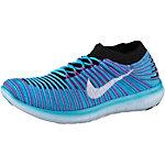 Nike Free Run Motion Laufschuhe Damen türkis