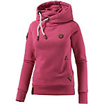 Naketano Darth VIII Sweatshirt Damen pink melange