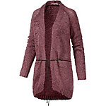 GARCIA Strickjacke Damen bordeaux