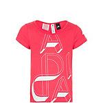 adidas Athletics Brand Lineage Funktionsshirt Mädchen koral