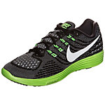 Nike LunarTempo 2 Laufschuhe Herren schwarz / hellgrün