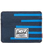 Herschel Charlie Geldbeutel dunkelblau / blau