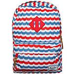 Herschel Heritage Daypack Kinder rot / blau / weiß