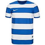 Nike Hooped Division II Fußballtrikot Herren blau / weiß