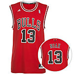 adidas Chicago Bulls Noah Basketball Trikot Herren rot / schwarz