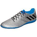 adidas Messi 16.3 Fußballschuhe Herren silber / blau