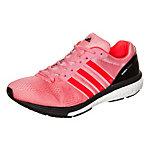 adidas adizero Boston Boost 5 Laufschuhe Damen neonrot / rosa