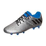 adidas Messi 16.3 Fußballschuhe Kinder silber / schwarz
