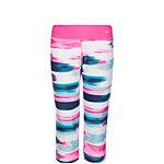 Nike Legend Allover Print Tights Mädchen pink / blau / rosa