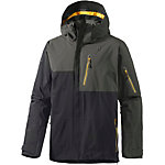SCOTT Ultimate DRX Skijacke Herren schwarz/anthrazit