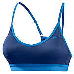 Nike Pro Indy Sport-BH Damen dunkelblau/blau